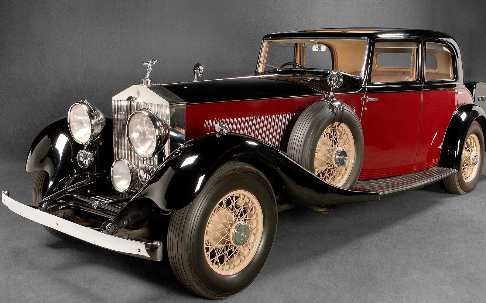 Rolls -Royce World No.1 Car