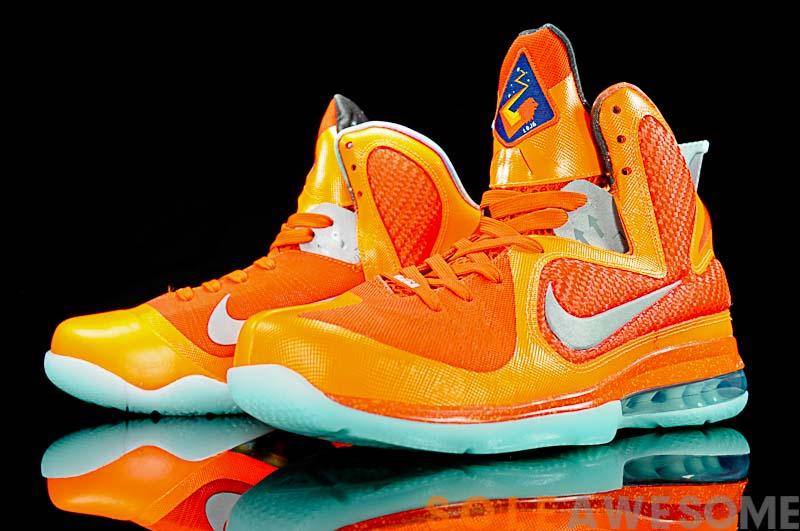 57e5cad4e251 SNKROLOGY  A SOFT SPOT  Nike LeBron 9 - BIG BANG aka 2012 NBA All ...