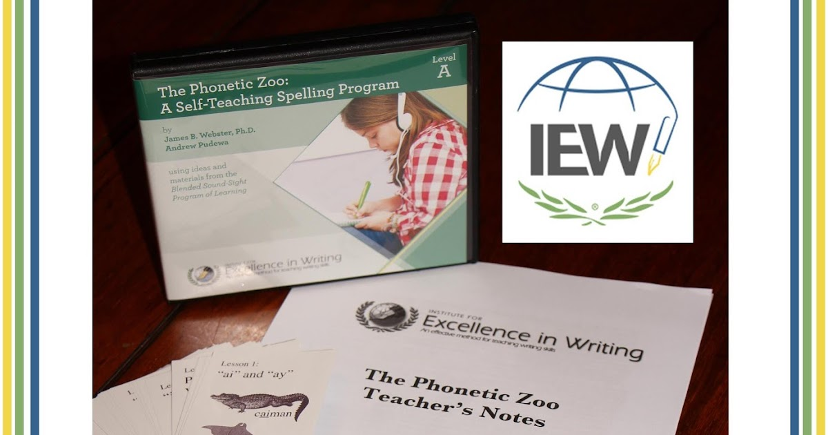 iew writing reviews Advanced communication series by institute for excellence in writing (iew) teaches how to write a college essay & gives sample college essays.