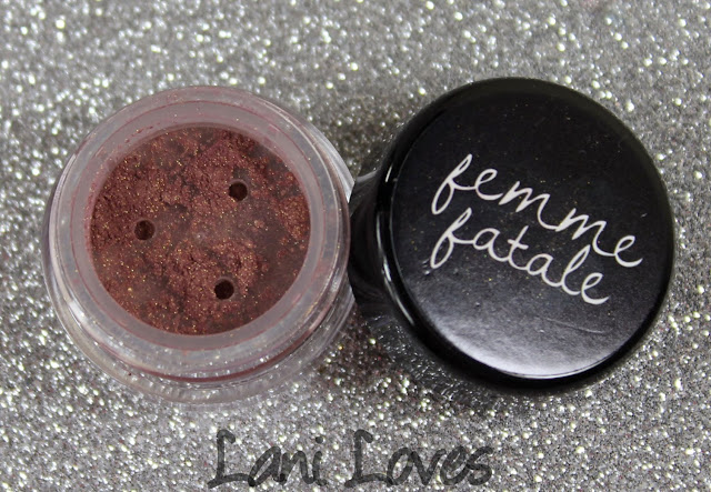 Femme Fatale Friday: The Wayward Prince Eyeshadow Swatches & Review