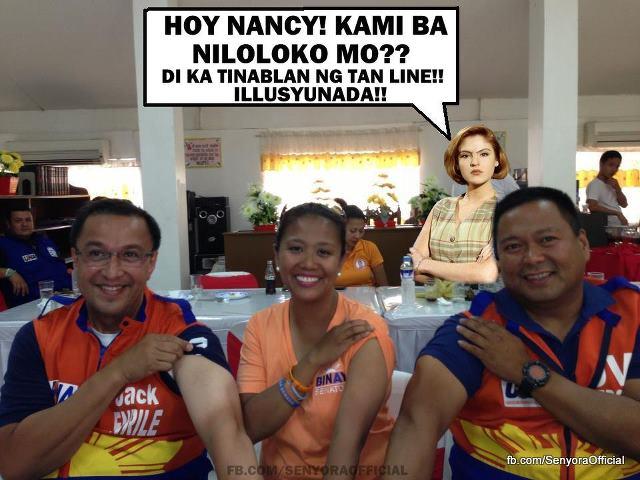 Funny Memes Tagalog 2013 : Senyora santibanez funny meme funny pinoy jokes atbp