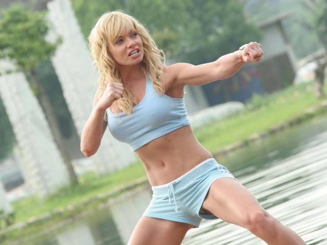 Actress  Jaime Pressly