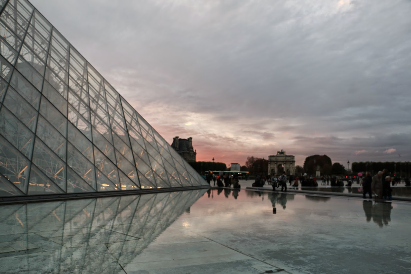 Louvre-Paris- 15 OCT 2014-Photo: Shahrzad Ghaffari