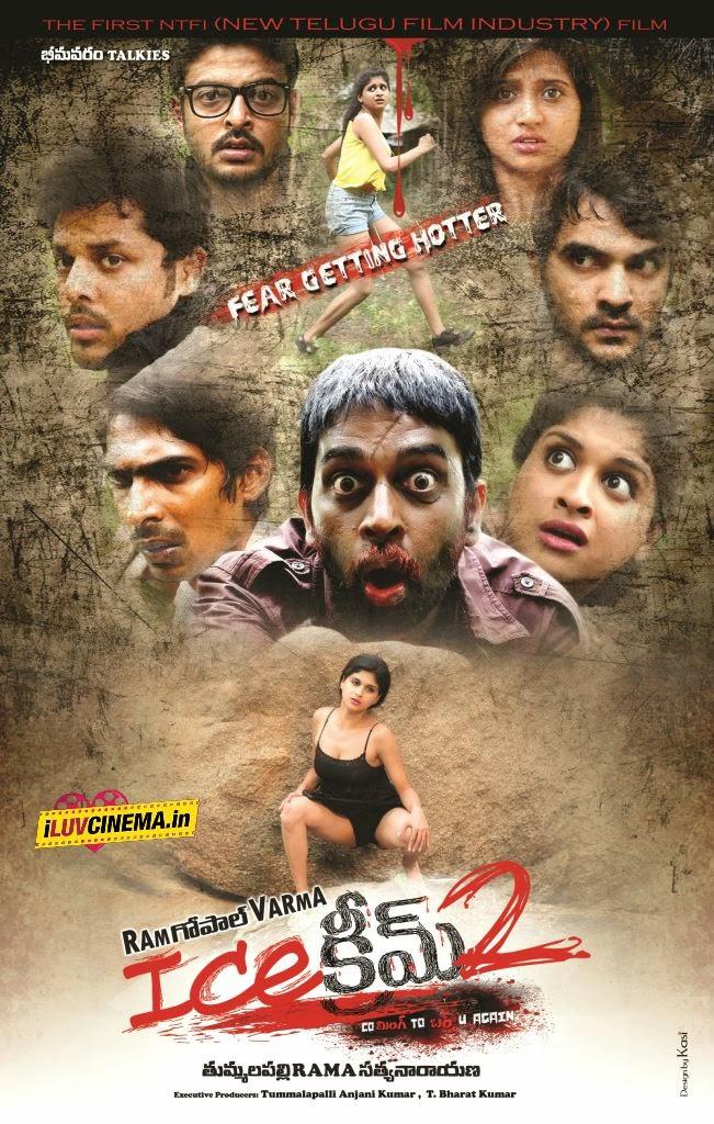 Watch Ice Cream 2 (2014) DVDScr Telugu Full Movie Watch Online Free