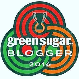 Green Sugar Blogger