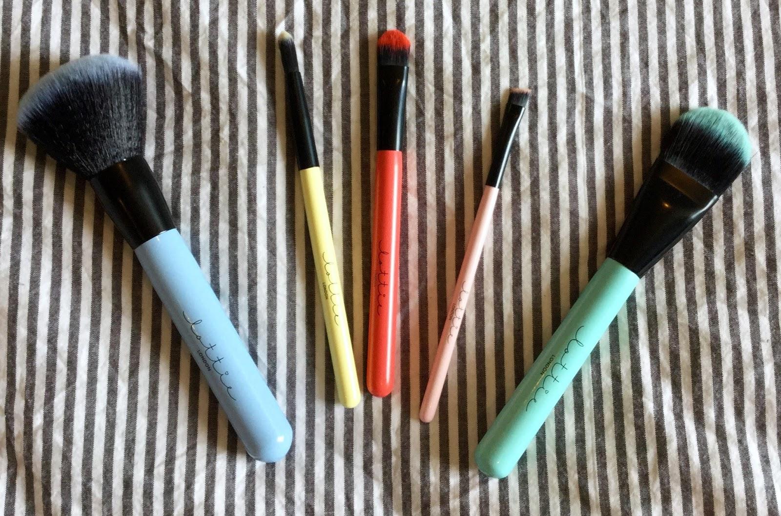 London Make up Brushes
