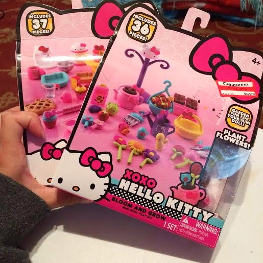 Hello Kitty Toys At Target : My toys xoxo hello kitty mini play kit by blip at target