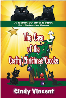 http://www.amazon.com/Crafty-Christmas-Crooks-Buckley-Detective-ebook/dp/B00FXF0CHI/ref=sr_1_1?ie=UTF8&qid=1386894262&sr=8-1&keywords=The+Case+of+the+Crafty+Christmas+Crooks