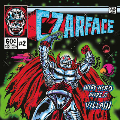 Czarface feat. R.A. The Rugged Man - Good Villains Go Last (Single) [2015]