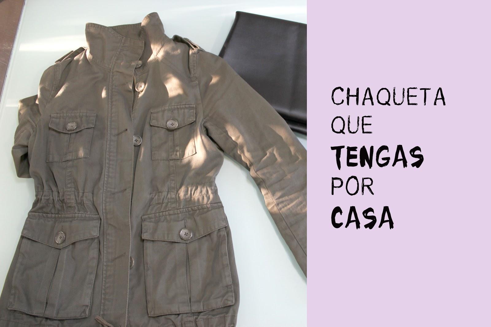 Customizar chaqueta de cuero