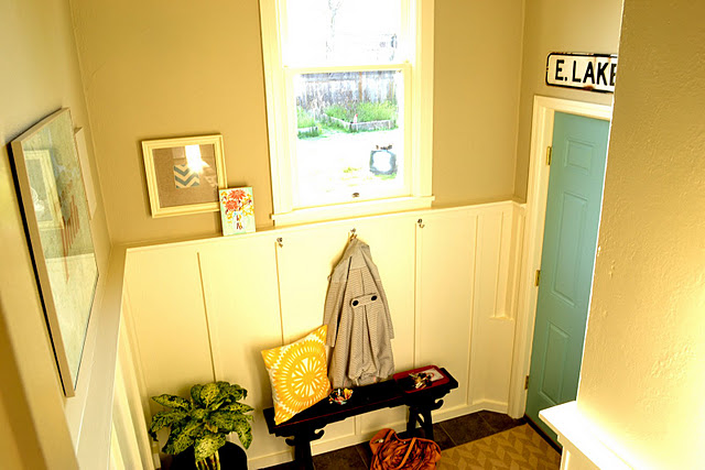 a home in the making: {inspired} painting interior doors