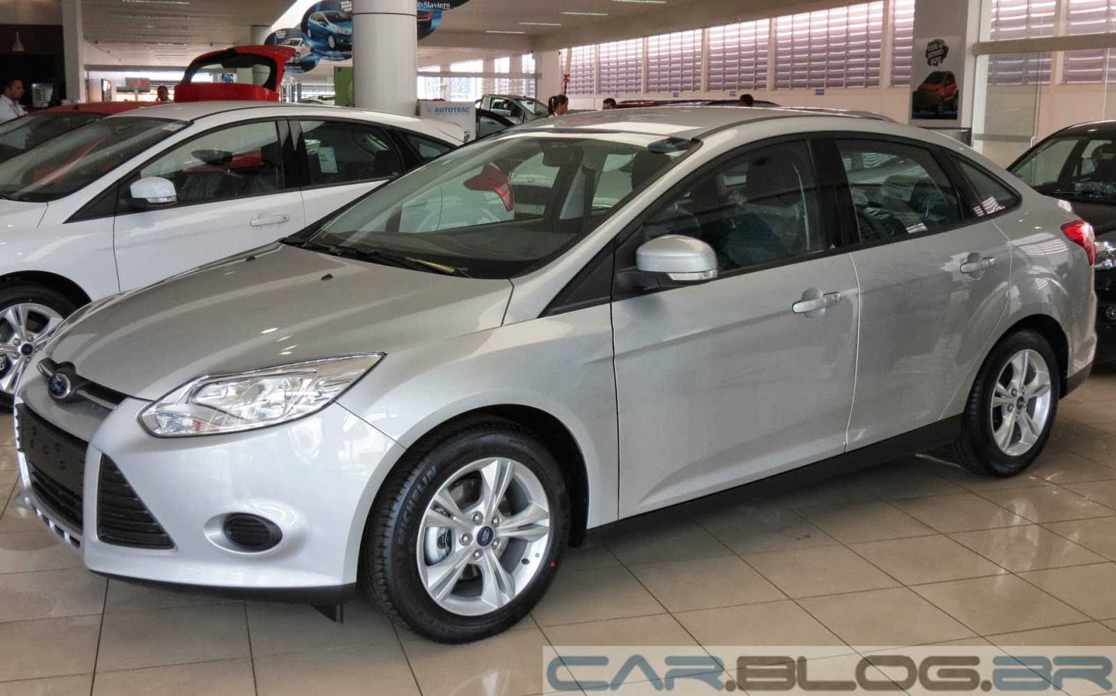 Novo Focus Sedan S 2.0 Powershift 2014