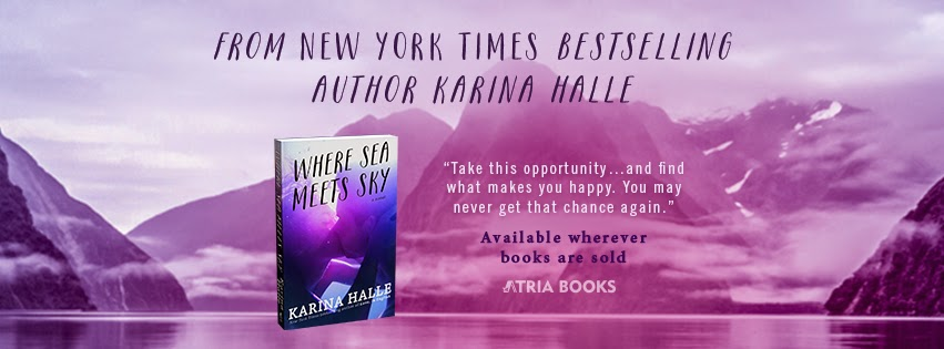 Where Sea Meets Sky Release Launch Banner