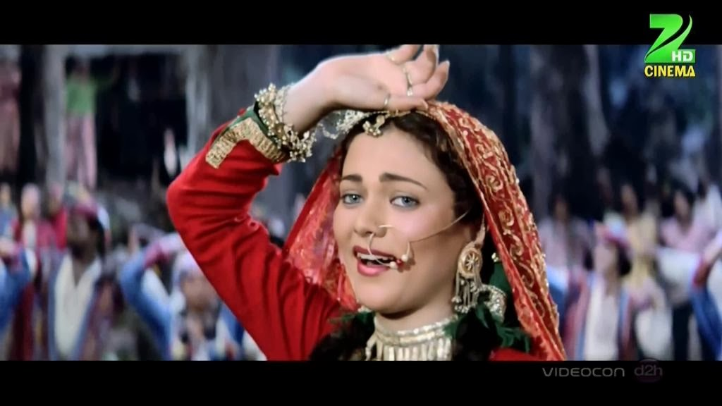 Ram Teri Ganga Maili (1985) - Music Videos - HDTV Rip - 1080p - Multi-Links