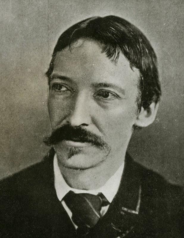 R.L.Stevenson