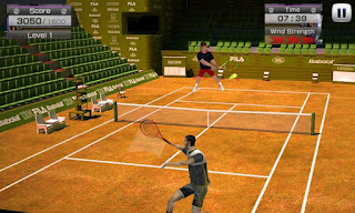Game Tenis 3D World Championship Terbaru