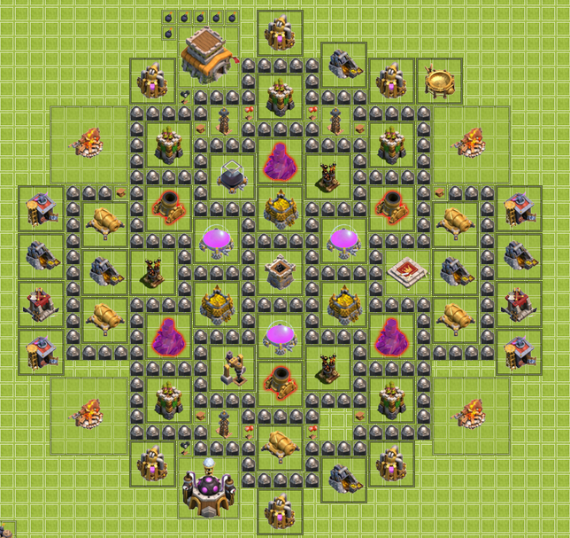 Go to Clash ... Clash Of Clans Level 4 Giants