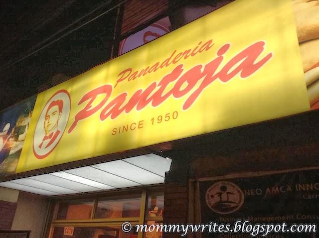 Panaderia Pantoja Logo of Panaderia Pantoja's