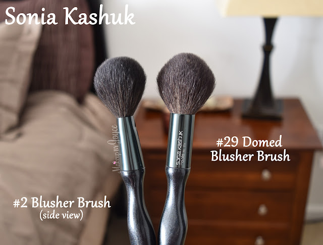 Sonia Kashuk Tapered Domed Blusher Brush Review
