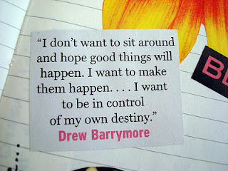 Drew Barrymore quotes, celebrity quotes, destiny quotes