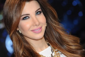 Nancy Ajram transformait lors des émissions de Arab Idol