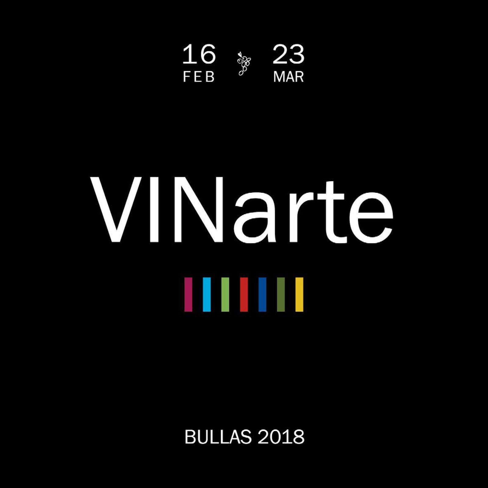 VINarte Bullas 2018