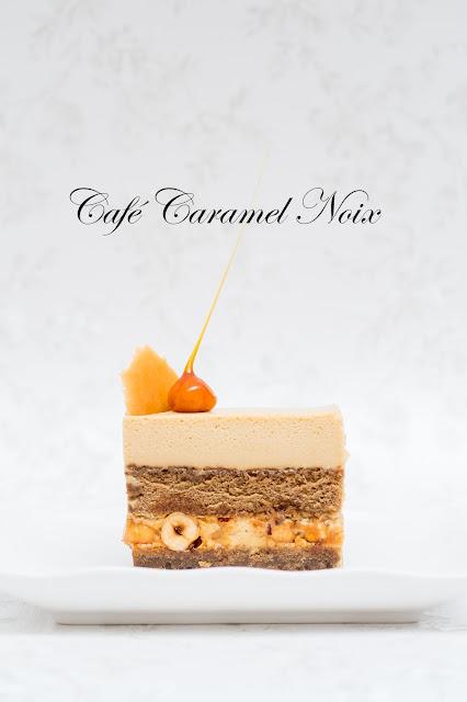 Caramel Cafe Noix