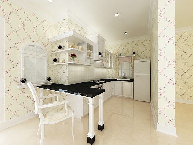 American Classic Style Residential Pik Design With Jee