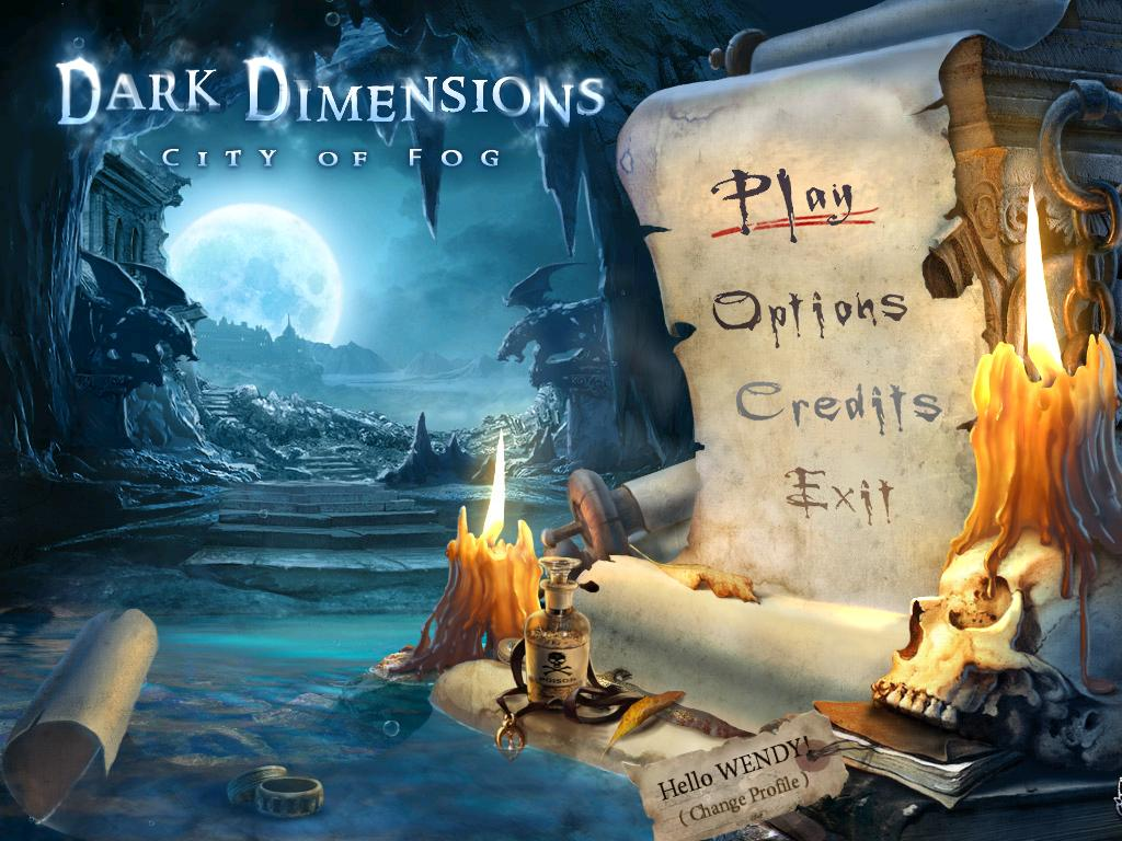 Dark Dimensions City of Fog | PC Mini Games Full