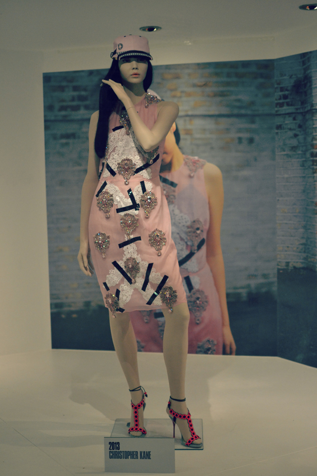 bath fashion museum christopher kane dress of the year susie lau style bubble