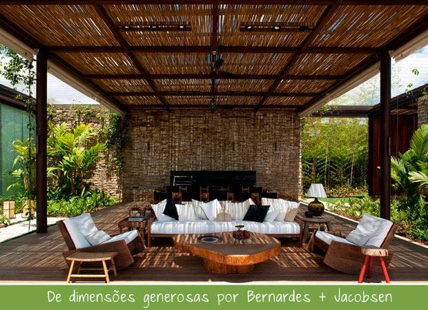 ideias para jardins grandes : ideias jardins terracos ? Doitri.com