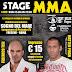 MMA. Stage Con Tisi e Piran a Fregene.