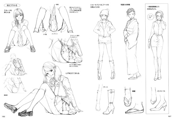 How to Draw Girl Clothes