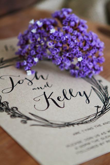 wedding invitations rustic brown kraft paper vintage hessian burlap sail and swan adelaide