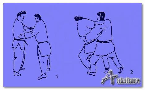 Teknik Dasar Bantingan Yoko-Guruma - Beladiri Judo
