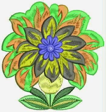 vintage brei borduurwerk quilt