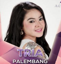 Tria D'Academy 2 dari Palembang