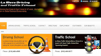Defensive driving, License preparation, and traffic court school