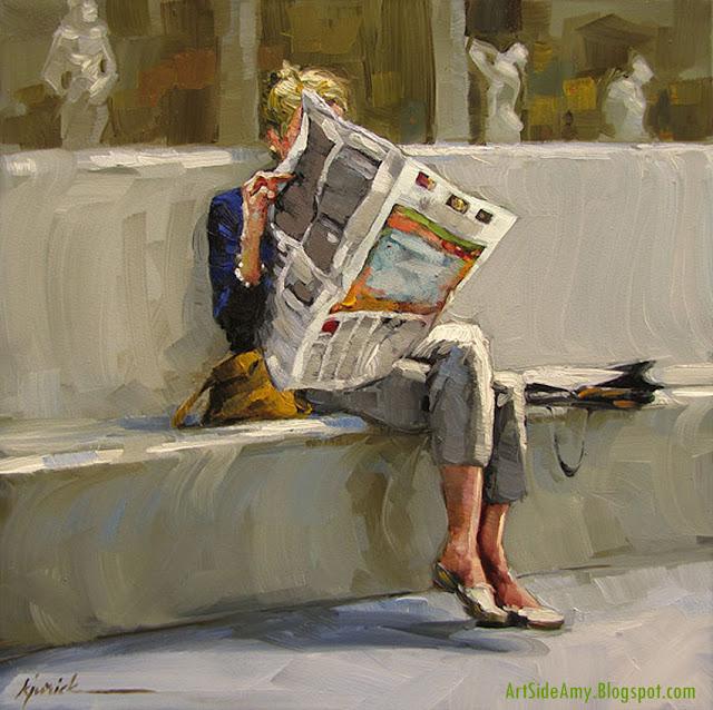 News Anchor ~ Karin Jurick