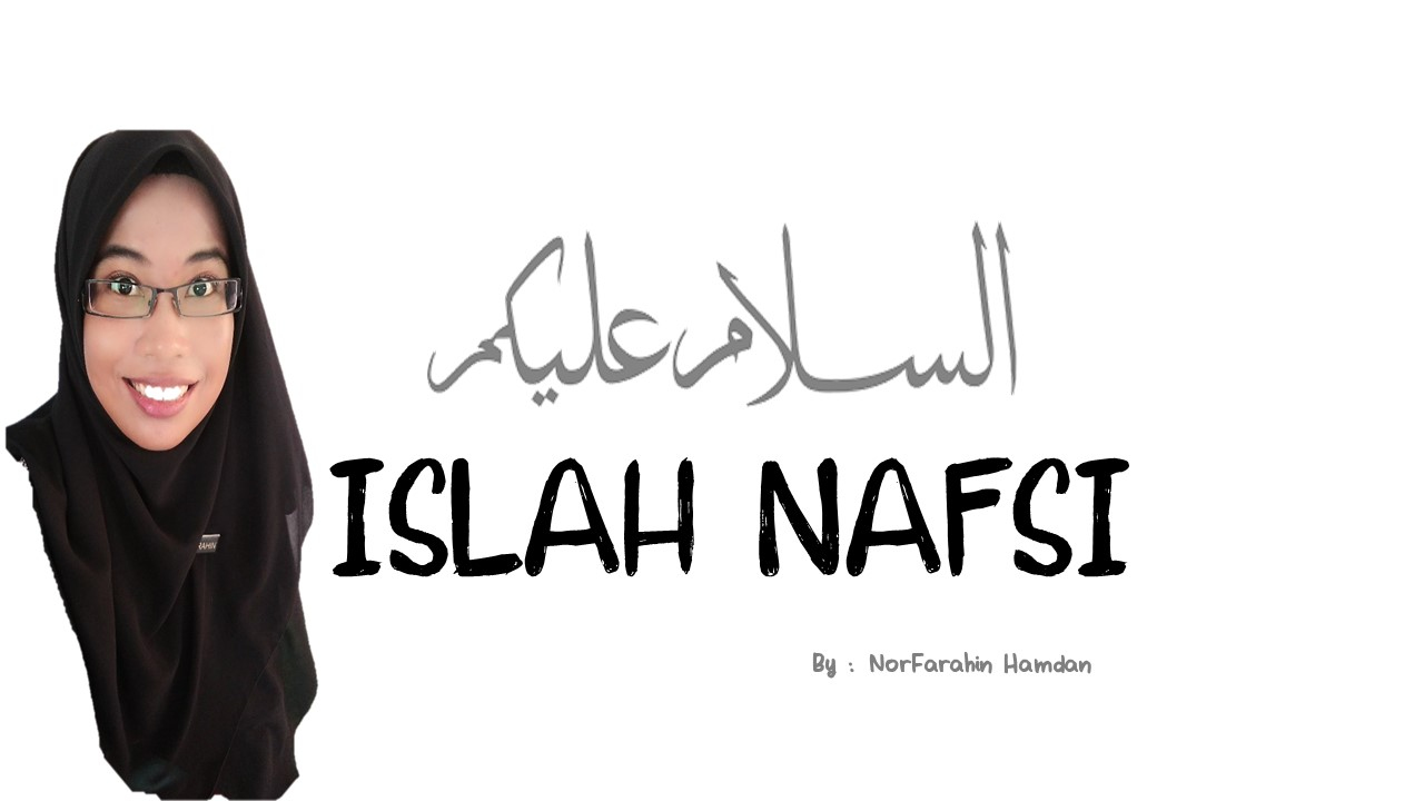 Islah Nafsi