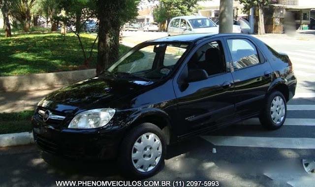 Chevrolet Prisma 2010 1.4 Maxx - frente