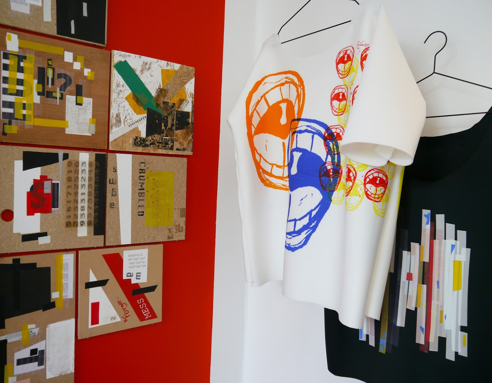 DJCAD, Duncan of Jordanstone College of Art and Design, degree show, Dundee, degree show 2015, #djcaddegreeshow, #djcaddegreeshow15, textile design, printed fabric, streetwear, city design, Lewis Scott