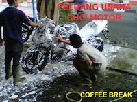 jasa cuci kendaraan bermotor
