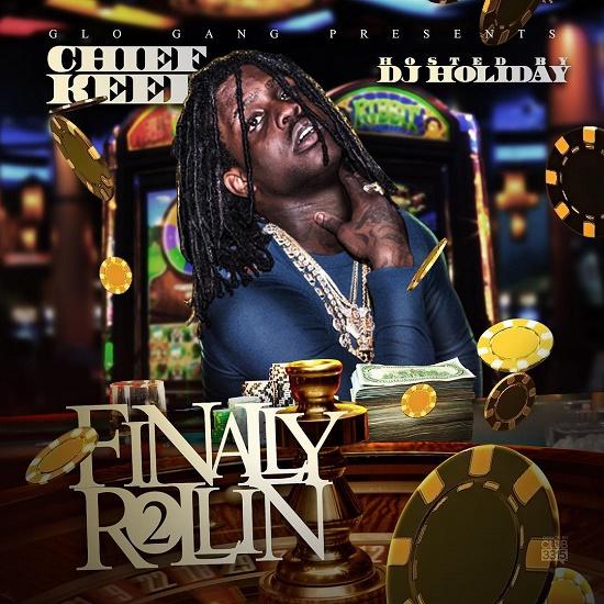 Mixtape: Chief Keef - Finally Rollin 2