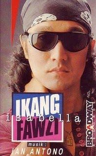 "Cover Lagu ""Isabella"" Karya Ikang Fawzi untuk Putri Pertamanya, 1988"