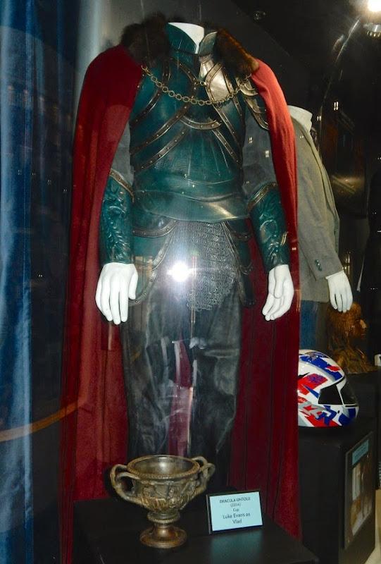Luke Evans Dracula Untold Vlad costume