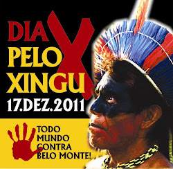 Dia X Pelo Xingu! Participe, só a Luta resolve!
