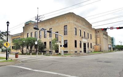 Abe M. Levy Memorial Community Hall 3517 Austin, Houston, Texas, Midtown 77004