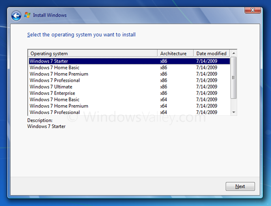 Windows 7 AIO Full Version
