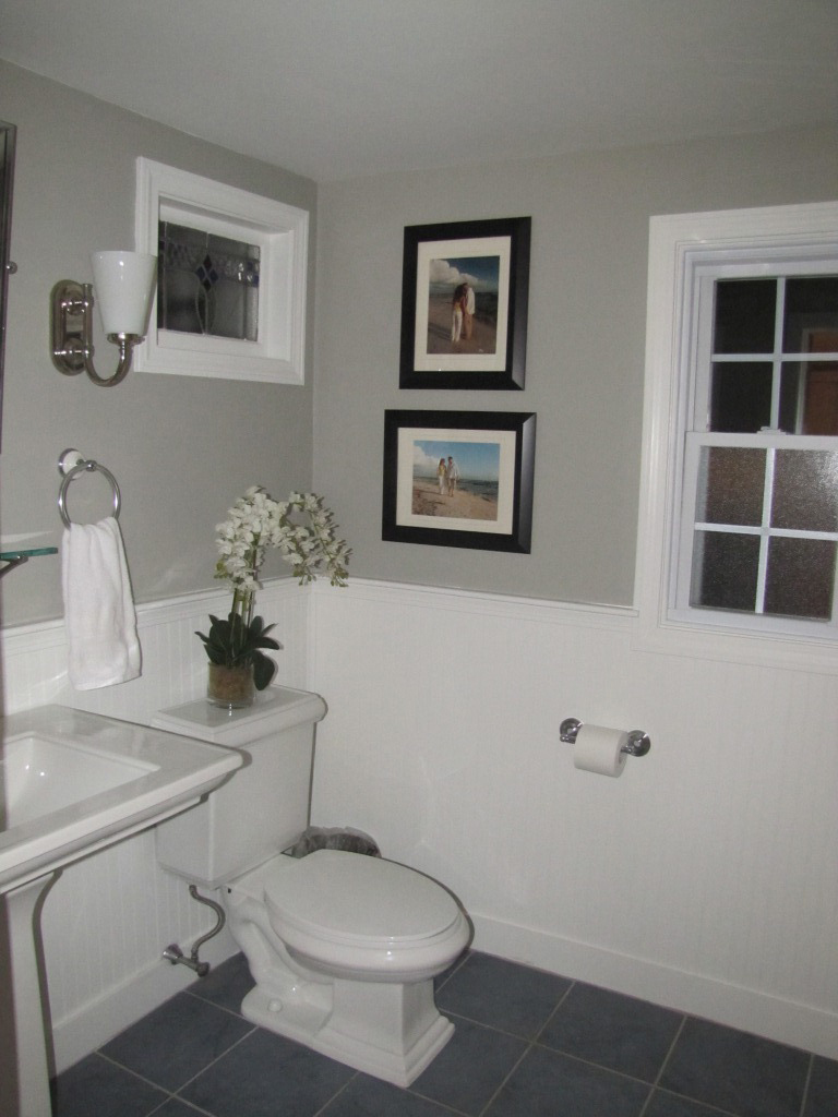 Bedford gray favorite paint colors blog for Grey white paint colors